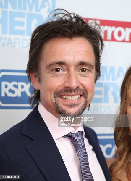 Richard Hammond attends the Animal Hero Awards 2017 at The Grosvenor House Hotel on September 7 2017 in London England