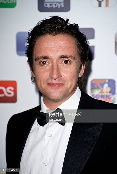 Richard Hammond attends The Carphone Warehouse Appy Awards at Vinopolis on April 11 2011 in London England