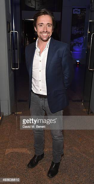 Richard Hammond attends The Secret Me Charity Gala in support of Save The Rhino at The Imperial War Museum on October 21 2015 in London England
