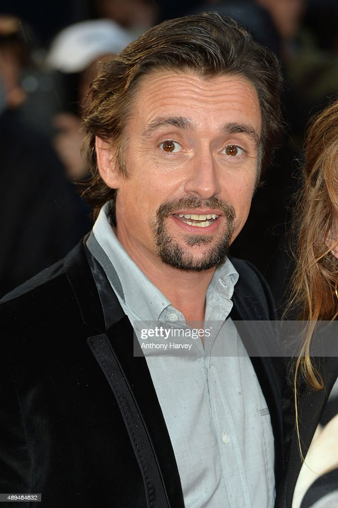<a gi-track='captionPersonalityLinkClicked' href=/galleries/search?phrase=Richard+Hammond&family=editorial&specificpeople=2540628 ng-click='$event.stopPropagation()'>Richard Hammond</a> attends the UK Premiere of 'Sicario' at Empire Leicester Square on September 21, 2015 in London, England.