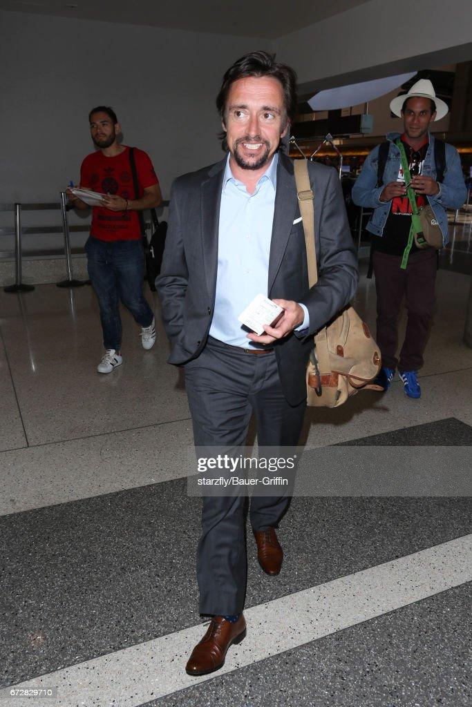 Celebrity Sightings In Los Angeles - April 24, 2017