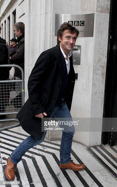 Richard Hammond sighting at the BBC on December 5 2014 in London England