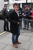 Richard Hammond sighting at the BBC on December 5 2014 in London England