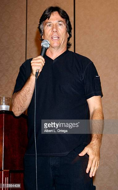 Richard Hatch during 2003 Galacticon Celebrating the 25th Anniversary of 'Battlestar Galactica' Day One at The Universal Sheraton Hotel in Universal...