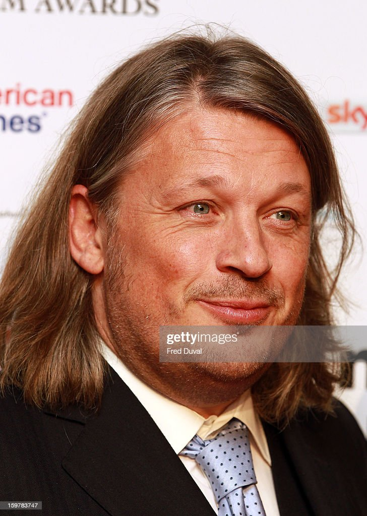 Richard Herring attends the London Film Critics Circle Film Awards at The Mayfair Hotel on January 20, 2013 in London, England.