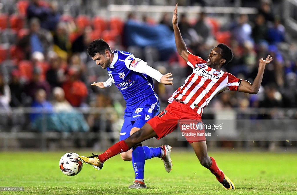 FFA Cup Rd of 32 - Peninsula Power v Melbourne City FC