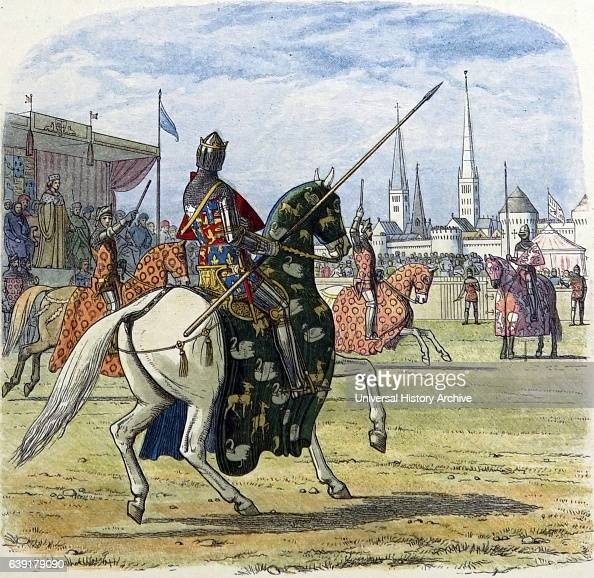 a biography of king richard i of england Richard was born at beaumont palace, oxford, on 8th september, 1157, the third son of henry ii and his french wife, eleanor of aquitaine, the daughter of william x, duke of having negotiated a three year truce, which retained his conquests and gave christians access to jerusalem, the king sailed for england on the.