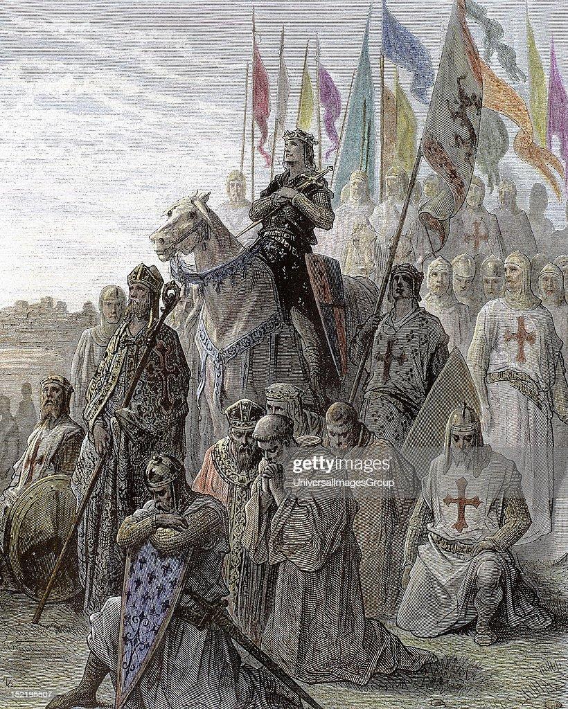 King Richard I | Getty Images