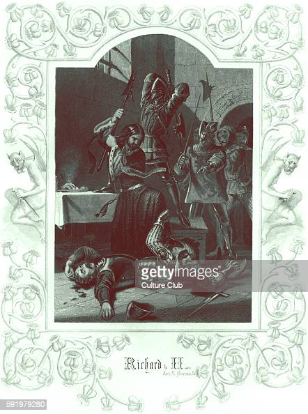 richard ii by william shakespeare essay Richard iii = the tragedy of king richard the third (wars of the roses #8), william shakespeare richard iii is a historical play by william shakespeare, believed to have been written in approximately 1592.