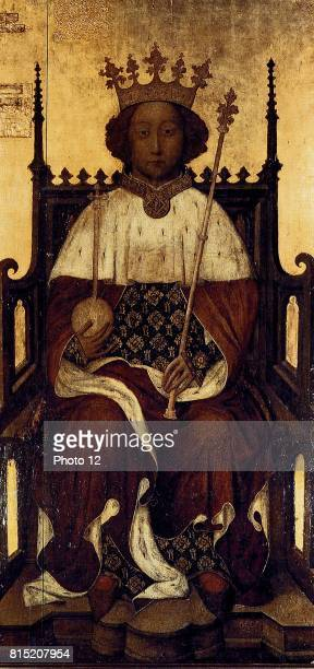 Richard II King of England of the House of Plantagenet He ruled from 1377 but was deposed in 1399