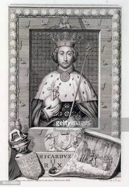 Richard II King of England The reign of Richard II was characterised by intermittent periods of tension between the king and the barons In 1399 he...