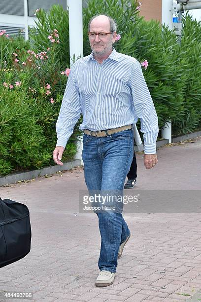 Richard Jenkins is seen during The 71st Venice International Film Festival on September 2 2014 in Venice Italy