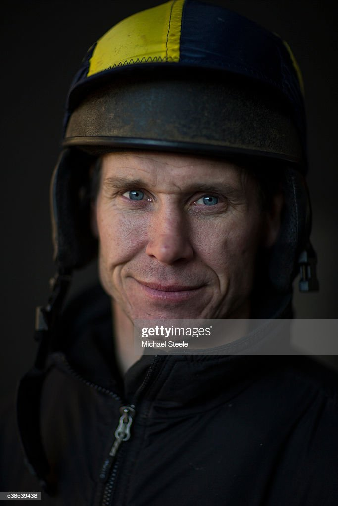 Richard Johnson poses for a portrait at Sandhill Racing Stables on January 20, 2016 in Minehead, England. Sandhill Racing Stables set in 500 hundred acres of farmland in Bilbrook, Somerset is the home of National Hunt trainer Philip Hobbs. With over 2,000 career wins, 108 horses and a staff of 34. The story follows life at the yard over a 10 month season culminating in principle jockey Richard Johnson claiming the Champion Jockey title.