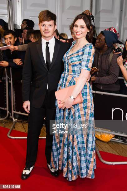 Richard Jones and Sophie EllisBextor attend the Glamour Women of The Year awards 2017 at Berkeley Square Gardens on June 6 2017 in London England