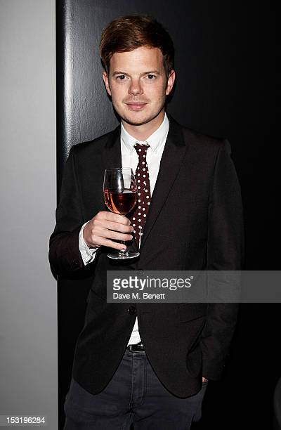 Richard Jones attends the Breast Cancer Campaign 'Action' Month launch party at Vertigo 42 on October 1 2012 in London England