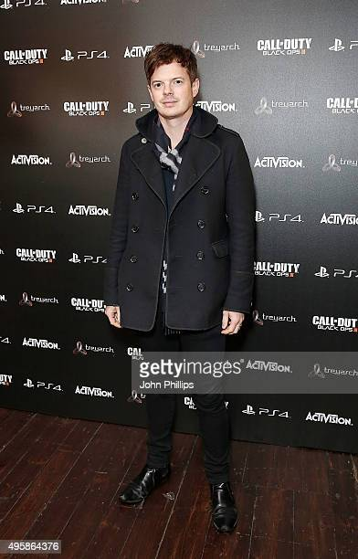 Richard Jones attends the Call of Duty Black Ops III launch at One Mayfair on November 5 2015 in London England