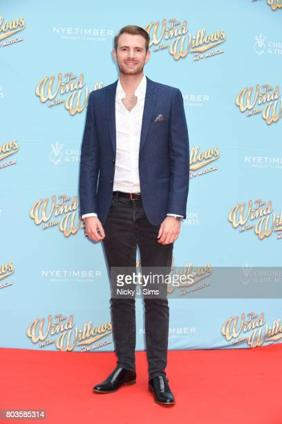 Richard Jones attends the Gala performance of Wind In The Willows at London Palladium on June 29 2017 in London England