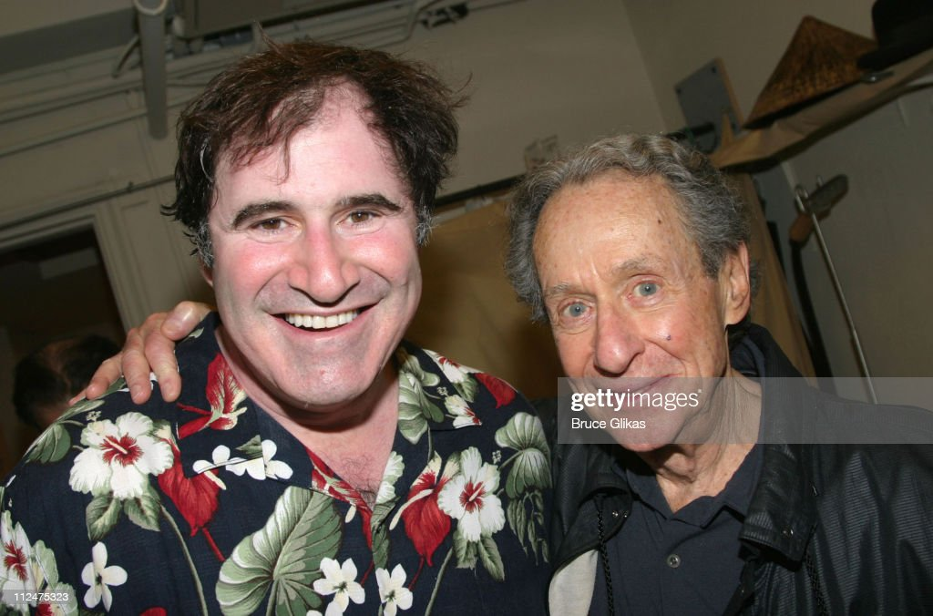 Richard Kind and Arthur Penn director *Exclusive*