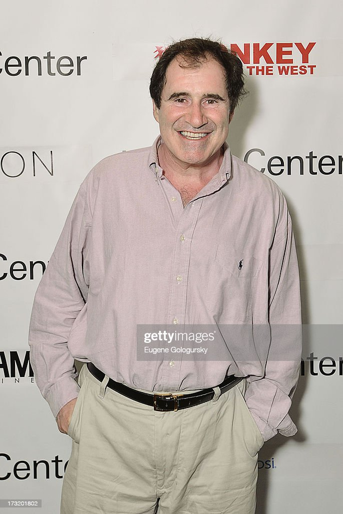 <a gi-track='captionPersonalityLinkClicked' href=/galleries/search?phrase=Richard+Kind&family=editorial&specificpeople=216578 ng-click='$event.stopPropagation()'>Richard Kind</a> attend the Lincoln Center Festival And Gotham Magazine Celebration of Monkey: Journey To The West at Hudson on July 9, 2013 in New York City.