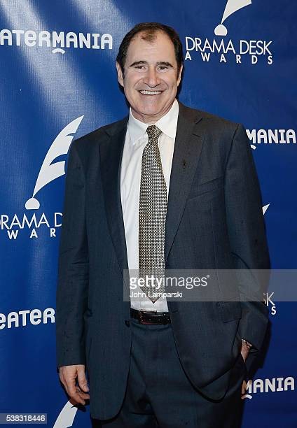 Richard Kind attends 2016 Drama Desk Awards at Anita's Way on June 5 2016 in New York City