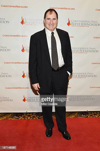 Richard Kind attends the Christopher Dana Reeve Foundation's A Magical Evening Gala at Cipriani Wall Street on November 28 2012 in New York City