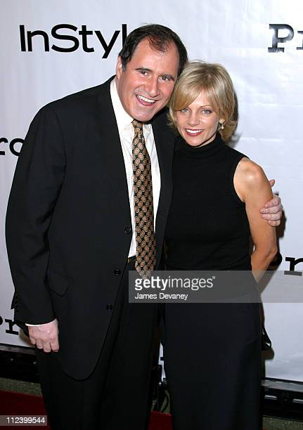Richard Kind with wife Dana during Project ALS 5th Annual New York City Gala 'Tomorrow is Tonight' Benefit at Roseland in New York City New York...