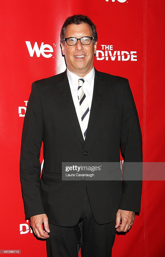 Richard LaGravenese attends 'The Divide' series premiere at Dolby 88 Theater on June 26, 2014 in New York City.