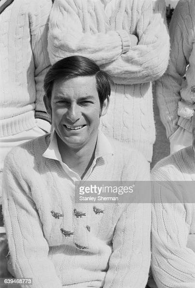 Richard Langridge of the Sussex County Cricket Club UK 28th April 1971