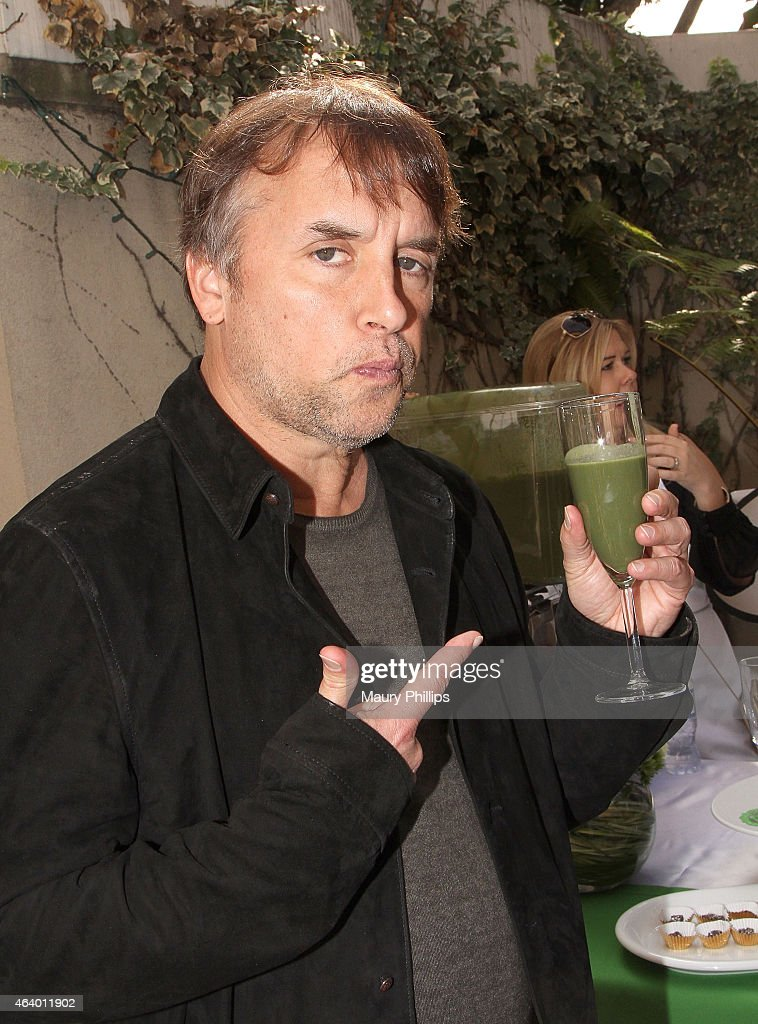 Richard Linklater attends GBK 2015 Pre-Oscar Awards luxury gift lounge on February 20, 2015 in Los Angeles, California.