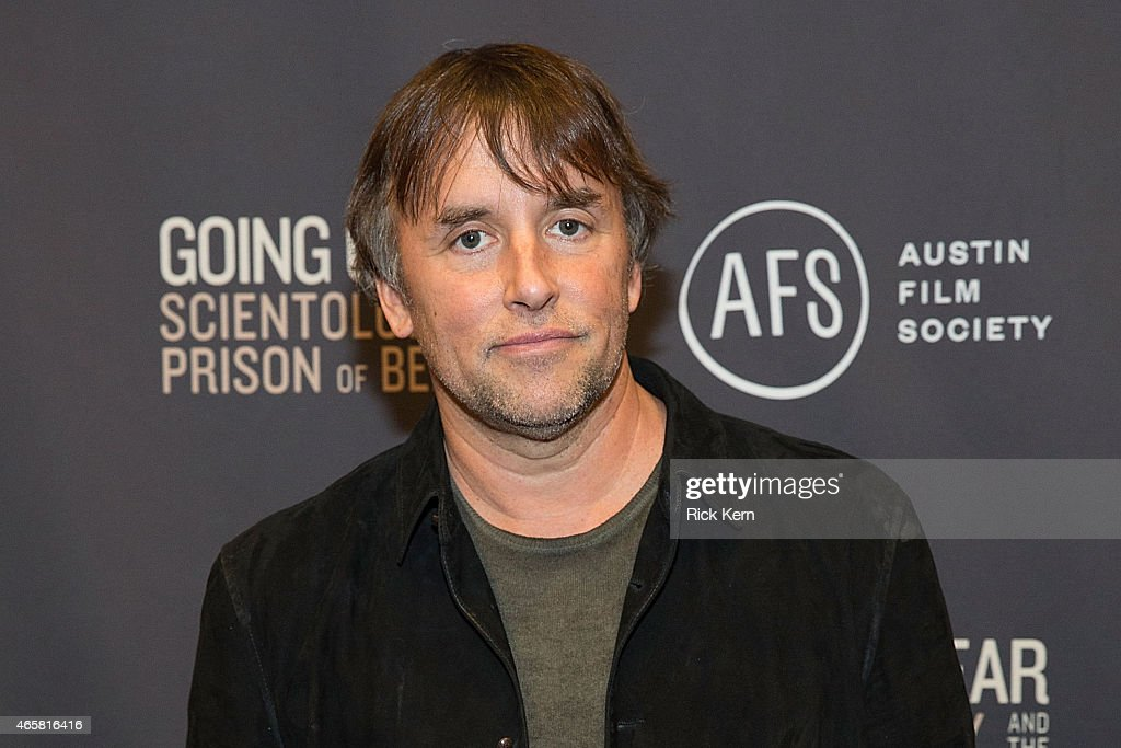 Richard Linklater, Founder, Austin Film Society attends a special screening of 'Going Clear: Scientology and the Prison of Belief' at the Paramount Theatre on March 10, 2015 in Austin, Texas.