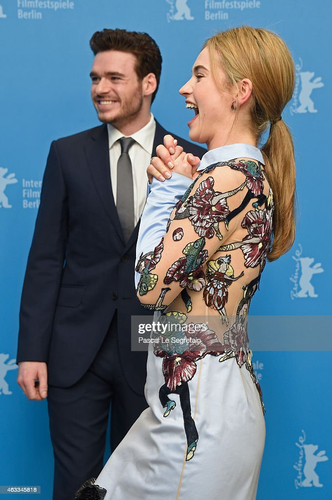 'Cinderella' Photocall - 65th Berlinale International Film ...