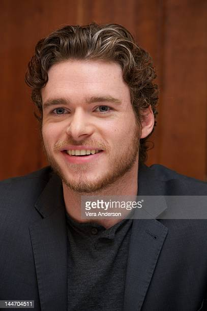 Richard Madden at the 'Game Of Thrones' Press Conference at The Grosvenor House Hotel on May 14 2012 in London England