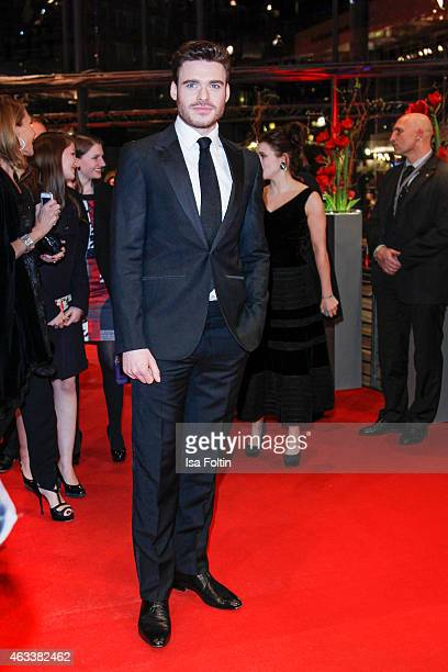 Richard Madden attends the 'Cinderella' Premiere 65th Berlinale International Film Festival on February 13 2015 in Berlin Germany