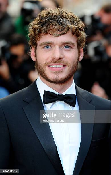 Richard Madden attends the GQ Men of the Year awards at The Royal Opera House on September 2 2014 in London England