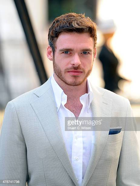 Richard Madden attends the Royal Academy of Arts Summer Exhibition on June 3 2015 in London England