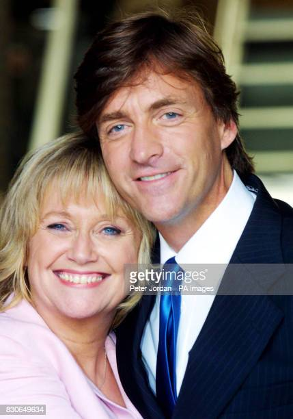 Richard Madeley and Judy Finnigan outside television studios after their final show after 13 years in the business The husband and wife team bowed...