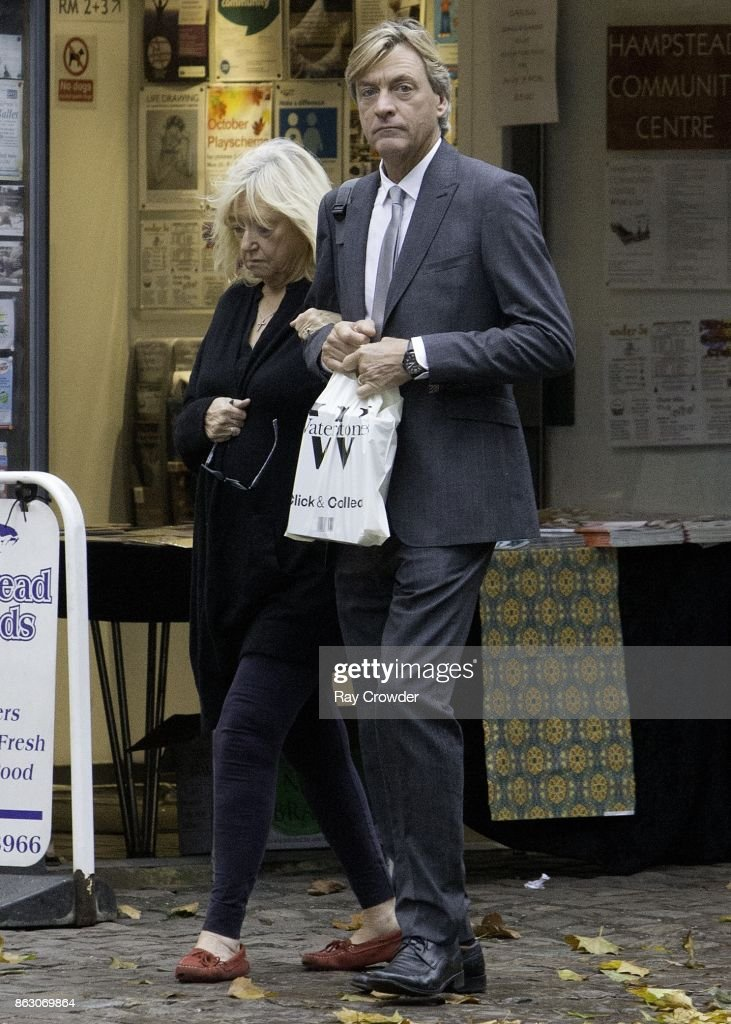Richard Madeley and Judy Finnigan Sighting -  October 19, 2017