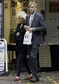 Richard Madeley and Judy Finnigan Sighting -  October...
