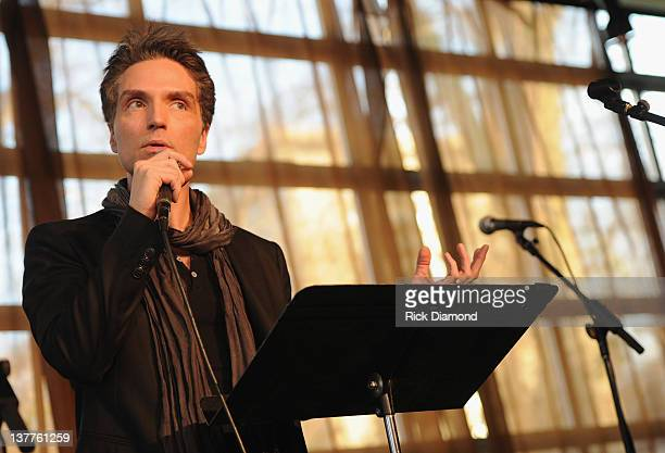 Richard Marks attends the BMI ASCAP Party For 'Long Hot Summer' written by Keith Urban and Richard Marx at Cabana on January 25 2012 in Nashville...