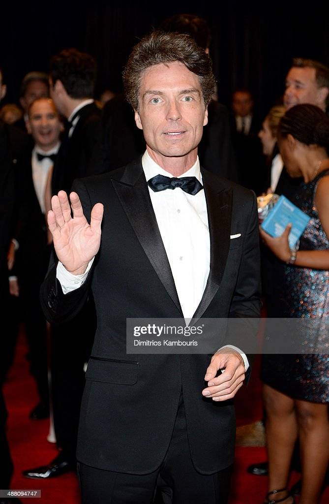 <a gi-track='captionPersonalityLinkClicked' href=/galleries/search?phrase=Richard+Marx&family=editorial&specificpeople=227408 ng-click='$event.stopPropagation()'>Richard Marx</a> attends the 100th Annual White House Correspondents' Association Dinner at the Washington Hilton on May 3, 2014 in Washington, DC.