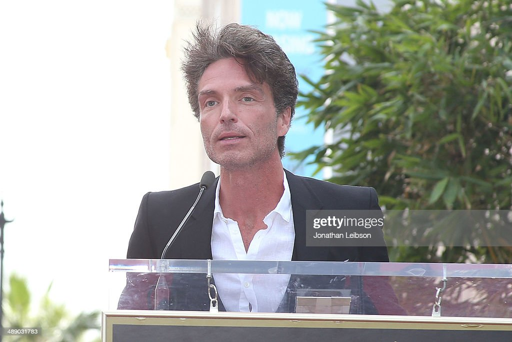 Richard Marx attends the ceremony honoring Rick Springfield with a Star on The Hollywood Walk of Fame on May 9, 2014 in Hollywood, California.