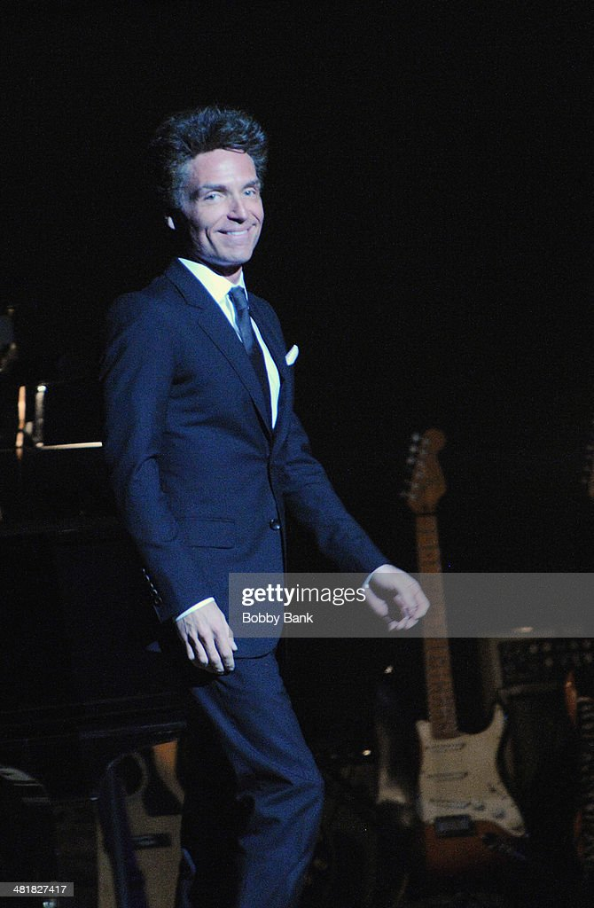 Richard Marx attends The Music of Paul Simon at Carnegie Hall on March 31, 2014 in New York City.