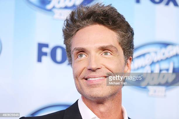 Richard Marx attends the press room at Fox's 'American Idol' XIII Finale held at Nokia Theatre LA Live on May 21 2014 in Los Angeles California