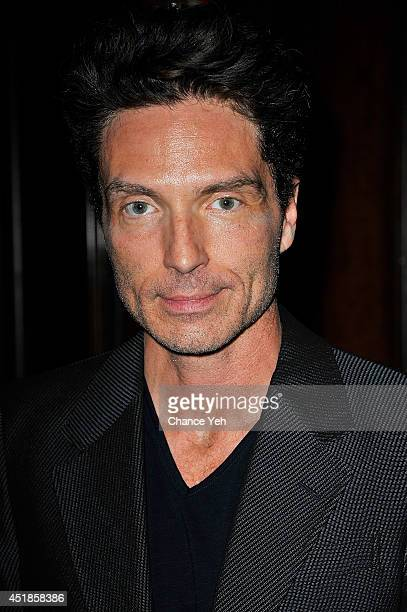 Richard Marx attends the Richard Marx 'Beautiful Goodbye' Celebration Hosted By The Moms at Millesime The Carlton Hotel on July 8 2014 in New York...