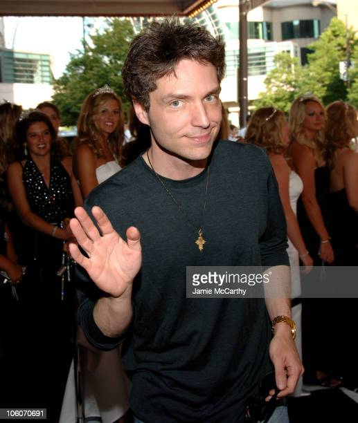 Richard Marx during 90th Running of The Indianapolis 500 Regions Bank 500 Festival Snake Pit Ball at Indiana Roof Ballroom in Indianapolis Indiana...