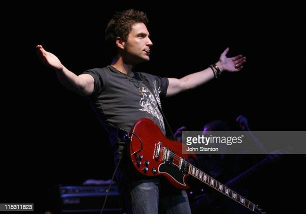 Richard Marx during Richard Marx Performs at The Capitol Theatre August 31 2006 at Capitol TheatreSydney in Sydney NSW Australia