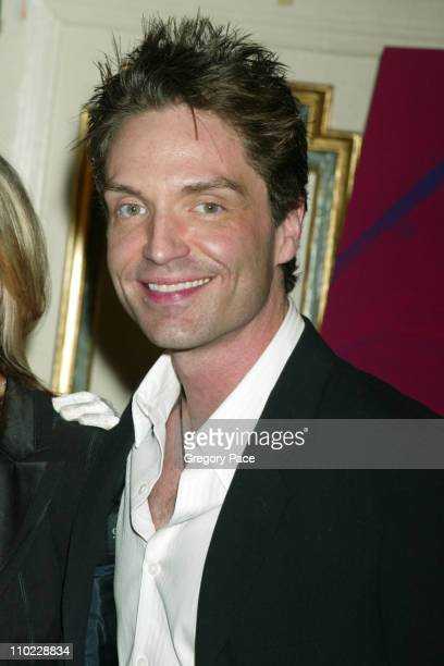 Richard Marx during Tribute to Olivia NewtonJohn at the 'One World One Child' Benefit at The Plaza Hotel in New York City New York United States