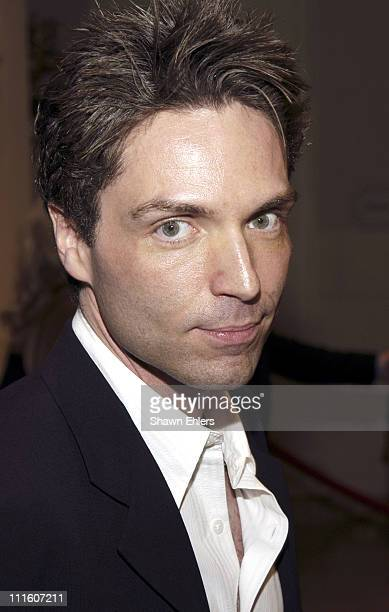 Richard Marx during Tribute to Olivia NewtonJohn at the 'One World One Child' Benefit at The Plaza Hotel in New York New York United States