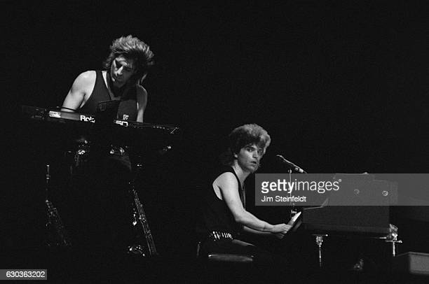 Richard Marx performs at Riverfest in St Paul Minnesota on July 28 1989