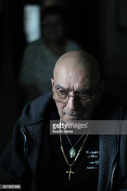 Richard Matte is a veteran who has had lung cancer bladder cancer and other ailments believed to be connected to Agent Orange exposure at Westover...